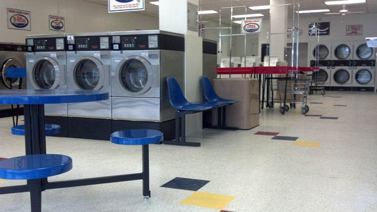 Common Laundromat Rules | Coin Laundry